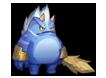 龍斗士藍藍小頭目怪物圖鑒