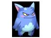 龍斗士藍藍打手怪物圖鑒