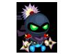 龙斗士黑忍者怪物图鉴